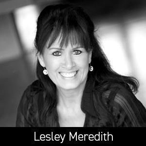 LESLEY MEREDITH