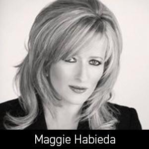MAGGIE HABIEDA