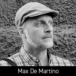 MAX DE MARTINO