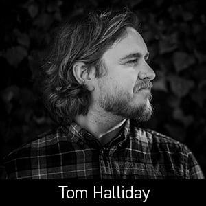TOM HALLIDAY
