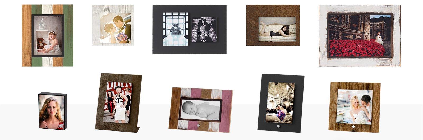 Marcos para fotos de boda, comuniones. | Album Epoca