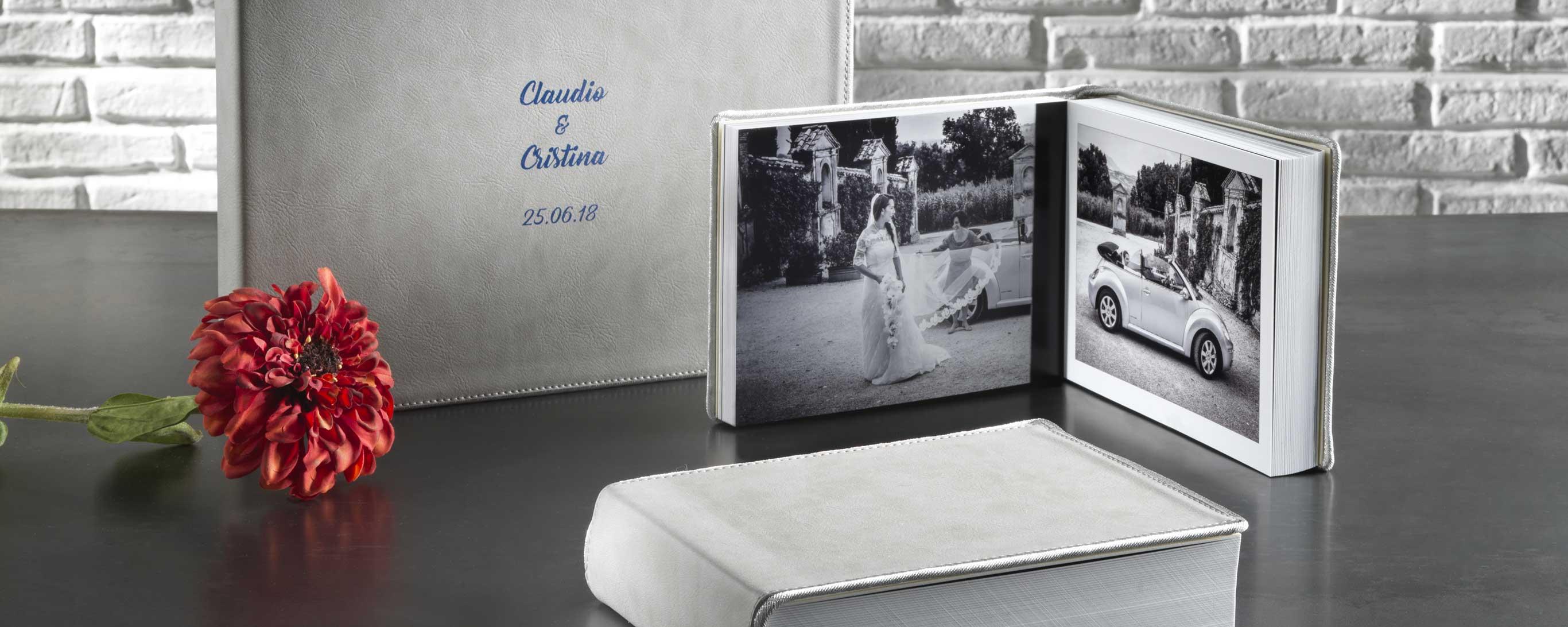 30bb9eb881 Album fotografici professionali per matrimonio | Album Epoca