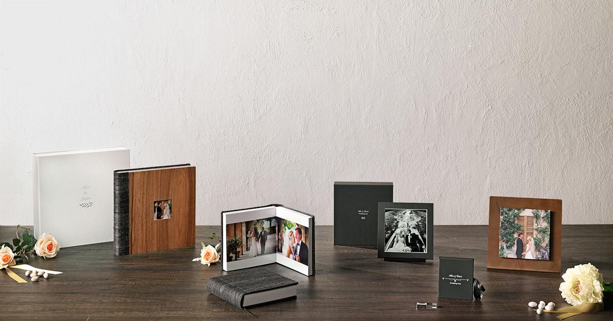 Album Epoca: prodotti fotografici per ogni evento e occasione