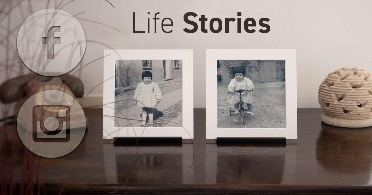 Life Stories: come promuovere online e offline questo servizio professionale